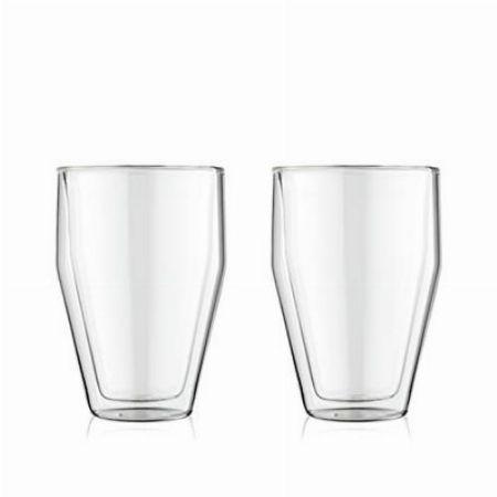 「ティトリス」ダブルウォールグラス 2個セット