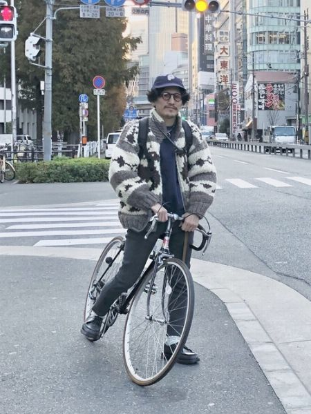 街には不向き? いえいえ「ロードってかっこいい」という理由で購入するのもアリです 2枚目の画像