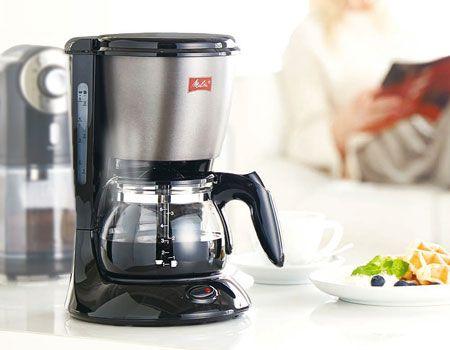 ドイツの名門コーヒー機器メーカー『メリタ』
