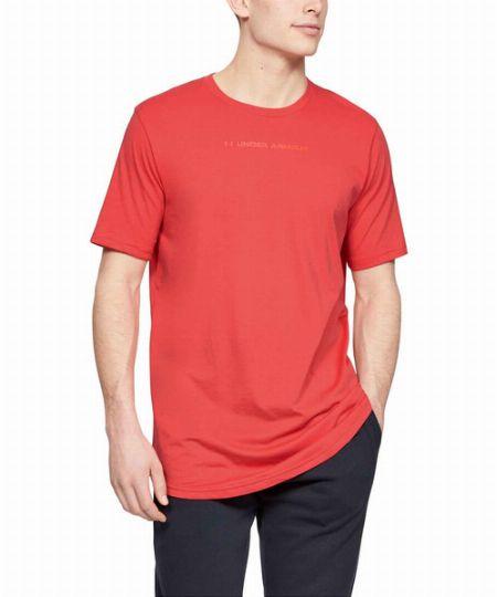 UAシェープ グラフィック Tシャツ