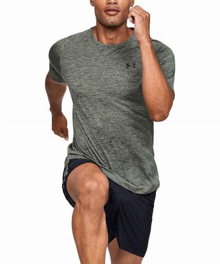 機能的でルックス良し。『アンダーアーマー』のTシャツでトレーニング中もおしゃれに