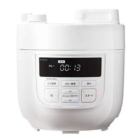 『シロカ』電気圧力鍋 SP-D131