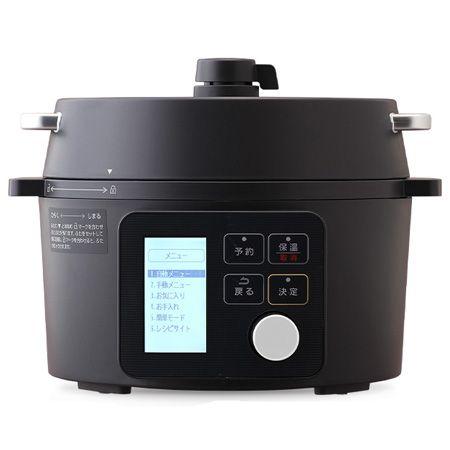 『アイリスオーヤマ』電気圧力鍋 KPC-MA2