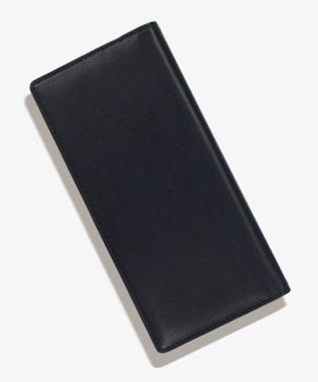 札入れは長財布と二つ折りの2択