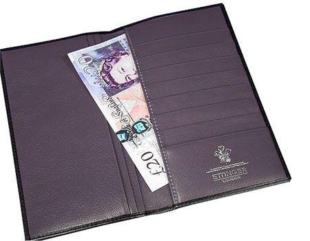 財布選びにおいて、薄さにこだわるなら「札入れ」を