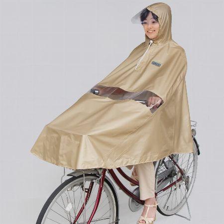 『マルト』自転車屋さんのポンチョ
