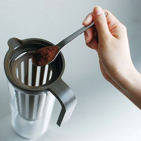 水出しポットを使ったコーヒーの作り方