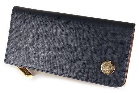 使い勝手にも優れたセパレートな作りの長財布
