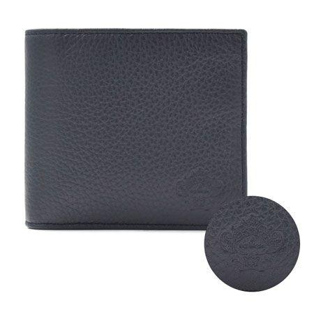 気分が上がる内装デザインが魅力の二つ折り財布