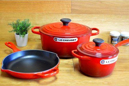 まずは鍋の種類を選びましょう