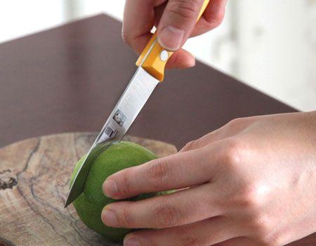 ペティナイフはこんな作業に最適