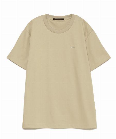 『レイジブルー』(汗ジミ防止・吸水速乾)USAコットン ビッグシルエットTシャツ