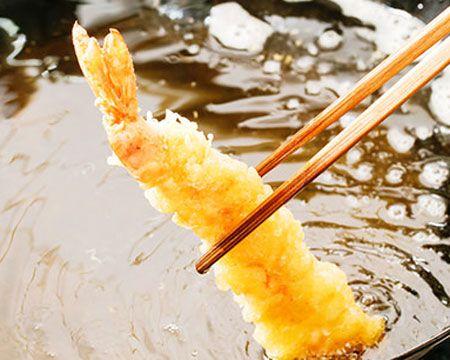 炭酸水で食感をレベルアップさせた料理