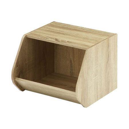 『ぼん家具』キューブボックス オープン