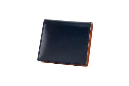極上素材を薄く、軽く。国産コードバン財布の有力候補が誕生 6枚目の画像
