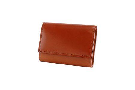 極上素材を薄く、軽く。国産コードバン財布の有力候補が誕生 7枚目の画像