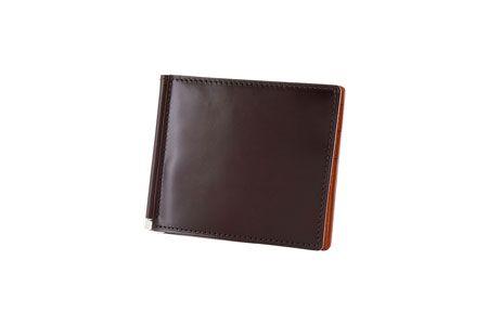 極上素材を薄く、軽く。国産コードバン財布の有力候補が誕生 8枚目の画像
