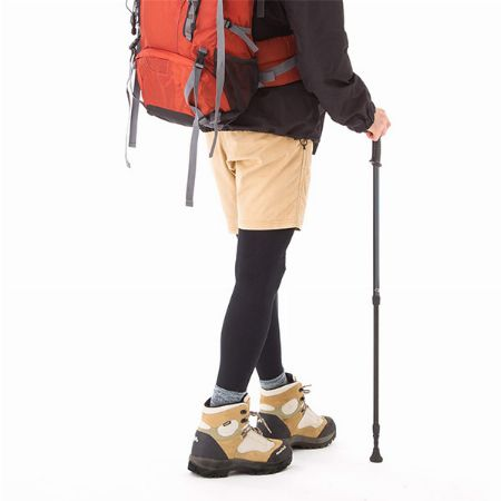 登山やハイキングにもうってつけ