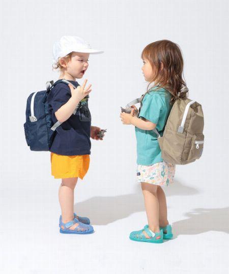 子供の登園、通学用に。パパ目線でリュックを選んでみませんか?