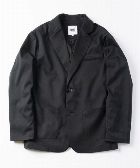 『ワークウェアスーツ』テーラードジャケット