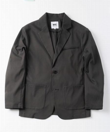 『ワークウェアスーツ』テーラードライトジャケット