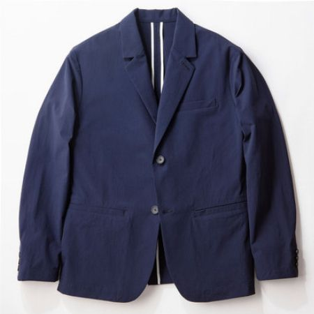 『エム・エヌ・ティ』サイドジップジャケット
