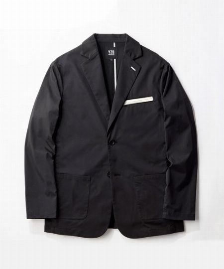 『ワイゾー』カラーパイピングテーラードジャケット