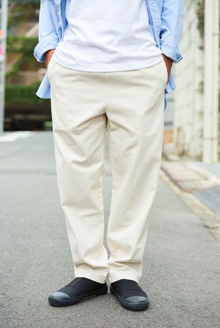 池谷翔大さん(アーバンリサーチ プレス) 3枚目の画像