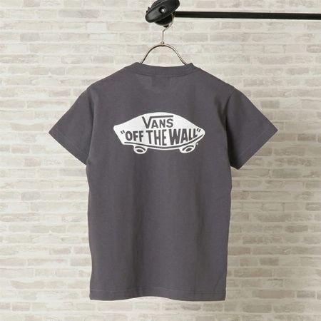 『ヴァンズ』キッズ ジュニアTシャツ