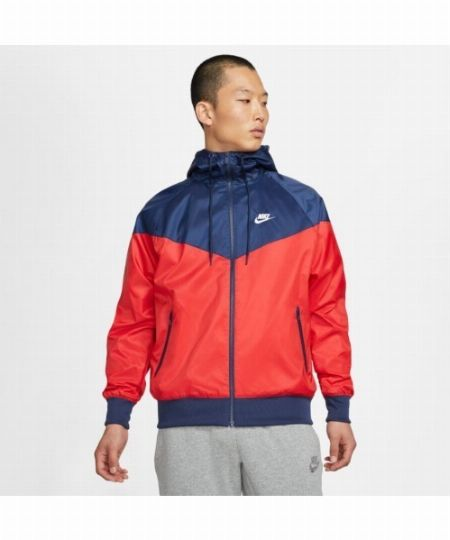 ナイキ スポーツウェア ウィンドランナー+ フーテッドジャケット