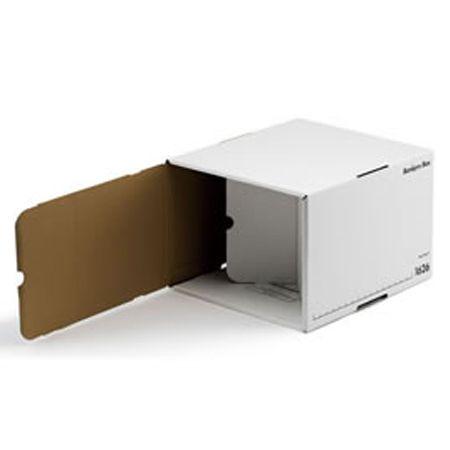 「バンカーズボックス」を、「ファイルキューブ」でもっと便利に 2枚目の画像