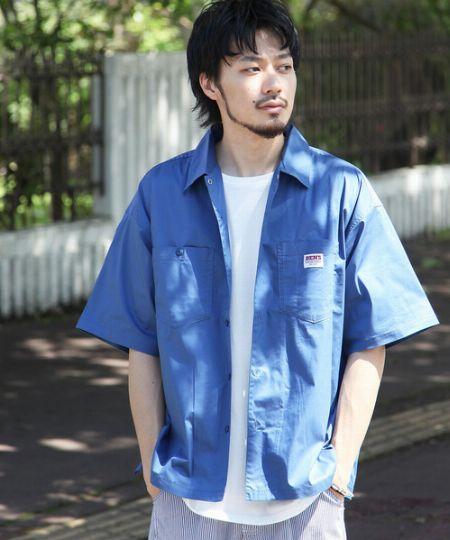 『ベンデイビス』ベンズワイドワークシャツ