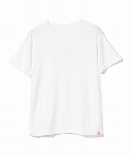『レナウンインクス』×『ビームスジャパン』別注 パイル Tシャツ