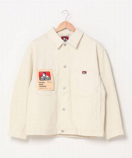 『ベンデイビス』オーバーサイズトラッカージャケット