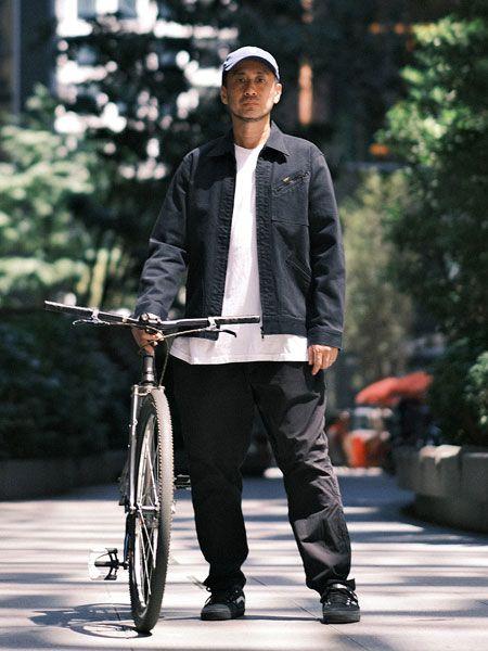 おしゃれで機能的。自転車乗りの装いをアップデートするナリフリ×リーの注目ウェア 3枚目の画像