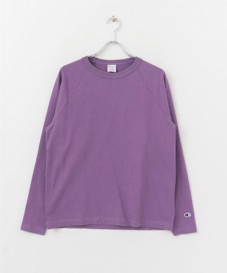 T1011 ラグランロングスリーブ Tシャツ