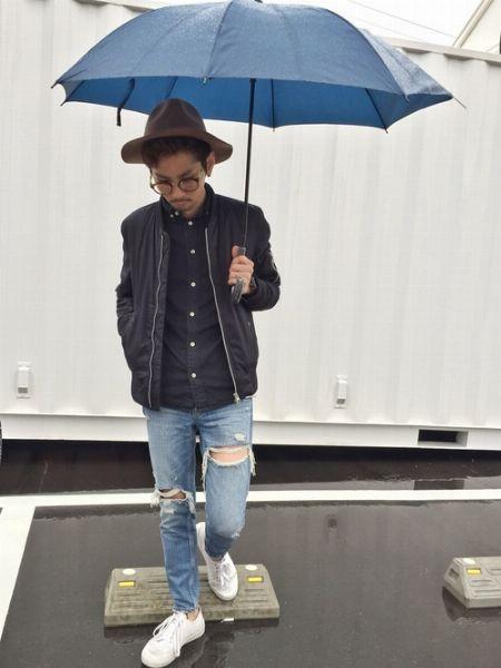 おしゃれしたいけど濡れるのは嫌……。雨の日ってどんなコーデが正解?