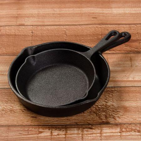 『ニトリ』スキレット鍋