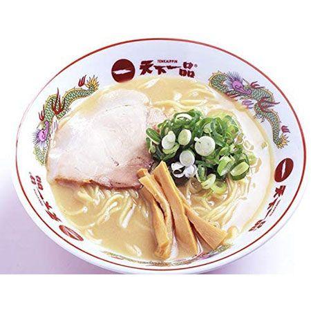 「天下一品」ラーメン6食セット (こってり)