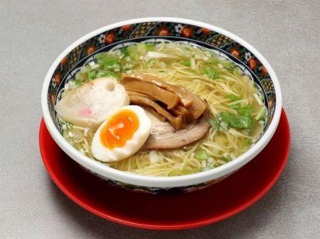 「麺厨房 あじさい」函館塩ラーメン 3食入り