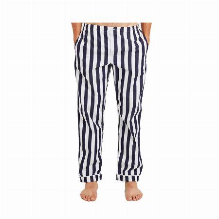 マルセル パジャマ パンツ テントストライプ
