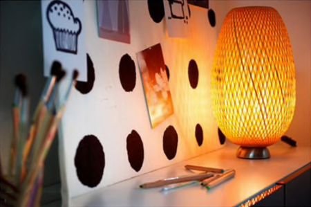 おしゃれなデザインが揃う『イケア』の照明