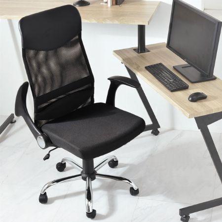 自宅にオフィスチェアを導入して、快適なテレワークを