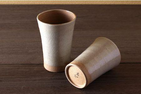 ビールの泡を重視するなら「陶器」製を