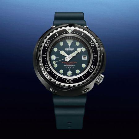 """現代につながる""""ツナ缶""""がお目見え。初の飽和潜水仕様を備えた1975年モデル"""