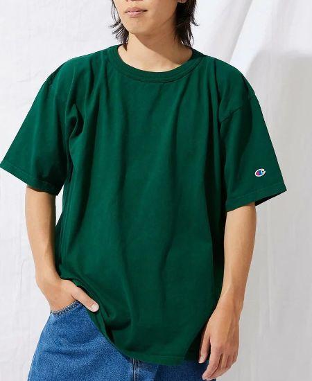 『ビームス』別注 モックネック Tシャツ