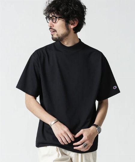 『シップス』別注 ウォッシュドコットン ビッグシルエットTシャツ