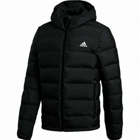 ヘリオンニック フーデッドジャケット
