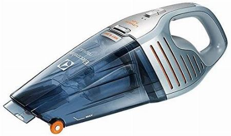 『エレクトロラックス』ラピード・リチウム ウェットアンドドライ ポーラーブルー ZB6106WD