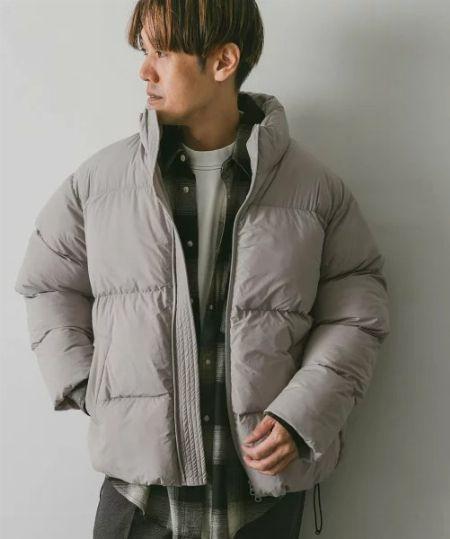 都会派にジャストなスペック。あえての中綿ジャケットという選択肢